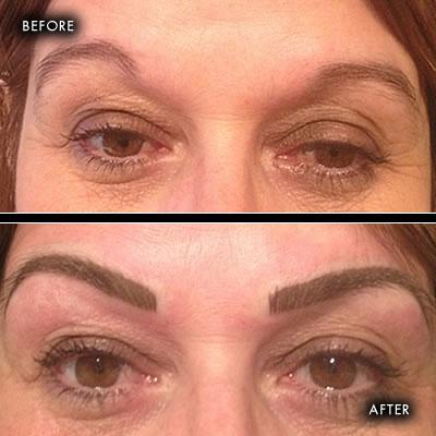 Semi Permanent Makeup Brows Semi Permanent Make up Brow